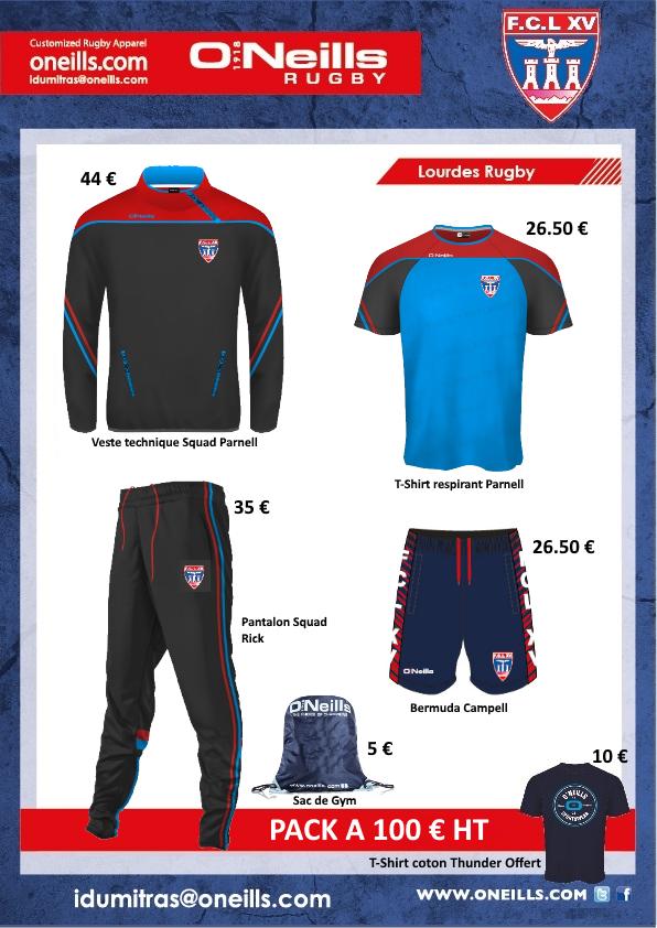 a5730ea133c0c Pays de Lourdes XV / Ecole de Rugby